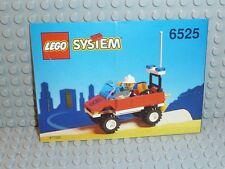LEGO® Town Classic Bauanleitung 6525 Blaze Commander ungelocht BA Anleitung