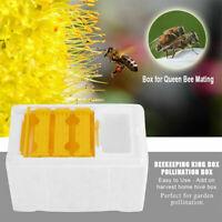 Auto Honey Beehive Frames Beekeeping Kit Bee Hive King Box Garden Pollination