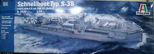 Schnellboot Typ S-38 - art. 5620 - Italeri 1/35