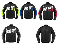 Icon Automag2 Textile Armored Motorcycle Jacket - Pick Size and Color