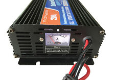 12V 10A Leisure Battery Charger Caravan Motorhome, Marine, Boat, Mower