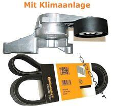 Keilrippenriemen+Riemenspanner Spannarm AUDI SEAT SKODA VW 1.9 TDI 2.0 TDI