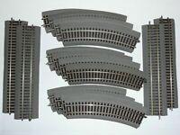 ROCO Binari cod. 83  Rocoline ovale R2 42522  42510 massicciata, 16 pezzi