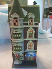Dept 56 - 5607 Park Avenue Townhouse  Christmas in the City  #59773   (116&917)