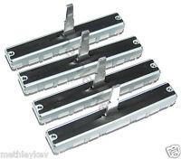 4 x  UPGRADE FADER FOR PIONEER DJM800 DJM700 DJM750 DJM600 DJM400 DJM500 5000