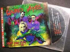 """Guano convincerci """"open your eyes Remix Edition"""" - CD MAXI"""