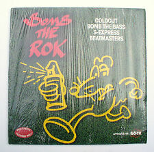 DISQUE VYNIL 33T   BOMB THE ROK N° 1