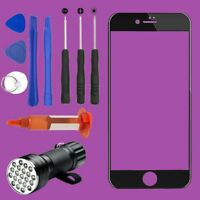 For iPhone 7 Plus Front Touch Screen Glass Lens Replacement Repairing Tools Kit