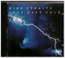 Dire Straits - Love Over Gold CD West Germany Blue Vertigo blue text