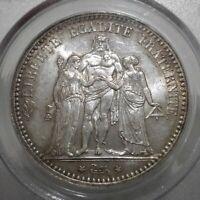 1874 A France 5 Francs