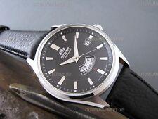 Orient Classic Automatik Edelstahl Herrenuhr Men's Watch Day-Date FFN02005BH