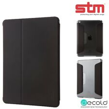 iPad Air 2 9.7 Cover STM Studio Lightweight Flip Folio Protective Case Jet Black
