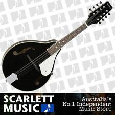 Tanglewood TWM-T-BKP Black Union Series Mandolin w/5 Years Warranty *BRAND NEW*