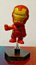 Marvel Grab Zags IRON MAN Mini Figure Mint OOP