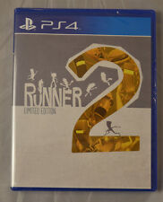 Runner2 Limited Edition PAX East Variant Sony Playstation 4 PS4 Limited Run LR-P
