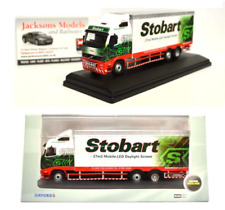Oxford 76VOL01LED Volvo FH12 LED Teletubby Eddie Stobart 1:76 Scale