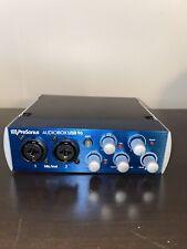 PreSonus AudioBox 96 Studio USB Audio Interface