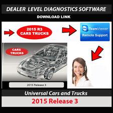 2015.3 UNIVERSAL CARS & TRUCKS BEST DIAGNOSTICS  FOR VCI CDP PRO LINK