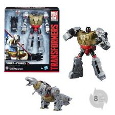 Transformers E1136ES1 Power of the Primes Grimlock Action Figure