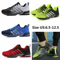 Men Women Sports Running Shoes Walking Gym Tennis Athletic Trail Casual Sneakers