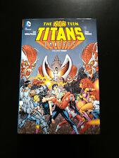New Teen Titans Omnibus HC 3 - Primera Edición - Marv Wolfman - George Perez