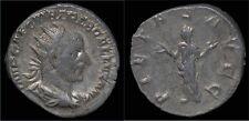 Trebonianus Gallus AR antoninianus Pietas standing left