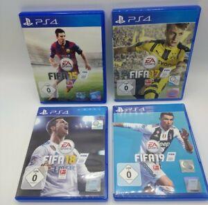 PS4 Spiel FIFA 15 17 18 19  EA Sports Fussball Bundesliga Playstation 4