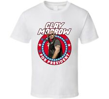 Clay Morrow Sons Of Anarchy For President Tv Show Villain Fan T Shirt