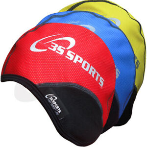 Cycling Skull Caps Under Helmet Motorbike Cycle Thermal Windstopper Bicycle New