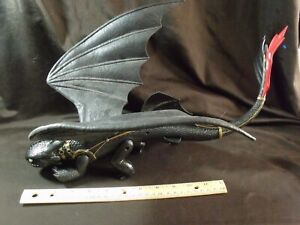 2017 SPIN MASTER--DREAMWORKS DRAGONS MOVIE--BARREL ROLL TOOTHLESS FIGURE (NEW)