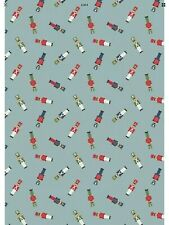 Lewis & Irene, Christmas, 100% Cotton Fabric, Fat Quarter, Patchwork, Soldiers