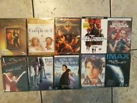 DVD Lot of 10 New & Sealed Assorted Movies [Wholesale, Resale, Collect] (Lot#1)