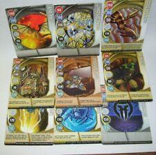 26 Magnetic Bakugan Battle Brawlers Cards