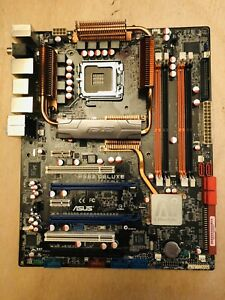 ASUS  P5E3 Deluxe  DDR3  Socket 775  Intel X38  Motherboard