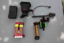 Zacuto grip relocator for C300 and C300ii plus viewfinder