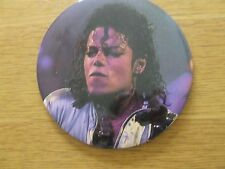 MICHAEL JACKSON BADGES 150MM COLLECTABLE  NO3