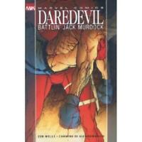 Marvel Comics Graphic Novel Daredevil - Battlin' Jack Murdock NM