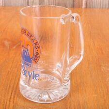 1989 Chicago Bears 70 Seasons Old Style Beer Glass Stein Mug