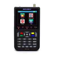 iBRAVEBOX Digitaler HD-TV-Satellitensignalmesser Finder H.265 FTA DVB-S / S2 Sch
