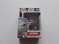 Funko 6582 Disney Star Wars varmik #84 Pop Vinyl Bobble Head FORCE weckt