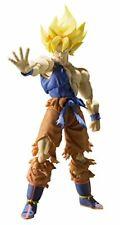 Bandai SH Son Goku Super Saiyan Awakening Action Figure (96470)