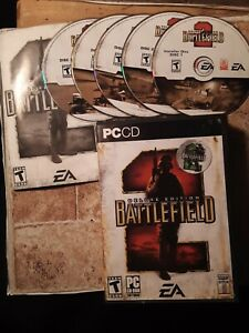 Battlefield 2: Deluxe Edition For PC 5 Discs W/ Manual