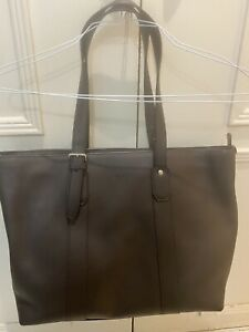 Gorgeous Mens Dunhill Leather Mans Tote Bag
