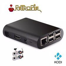 Raspberry Pi 3 Retropie 4.3 & KODI + 2 × SNES USB Controller + 64GB SD-Karte