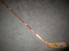 DARNELL NURSE Edmonton Oilers SIGNED Autographed Hockey Stick w/ COA