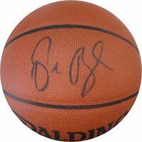 Vin Baker Hand Signed Auto Spalding NBA Basketball Boston Celtics JSA CC76981