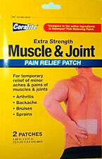 !Coralite Extra-Strength Muscle & Joint Pain Relief Patches, 2-ct. Packs