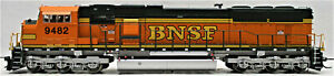 ATHEARN GENESIS G6485 BNSF-HERITAGE II SD-70MAC #9482 HO SCALE