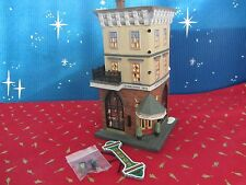 Dept 56 FOSTER PHARMACY  Christmas in the City Series  #58916 NIB  (318)