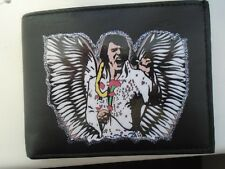 NEW QAULITY REAL LEATHER ELVIS PRESLEY GENTS WALLET